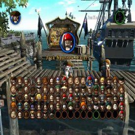 загрузить Пираты Карибского Моря Лего без регистрации