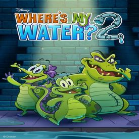 скачать бесплатно игру Крокодильчик Свомпи