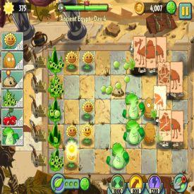 скачать игру Растения Против Зомби 2 бесплатно на русском языке