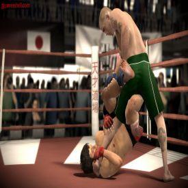загрузить Ea Sports MMA без регистрации