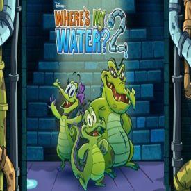 скачать игру Крокодильчик Свомпи 2