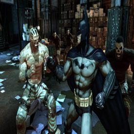 скачать игру Batman Arkham Asylum бесплатно на компьютер