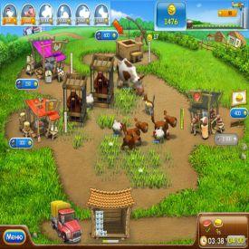игру Веселая Ферма скачать бесплатно на компьютер