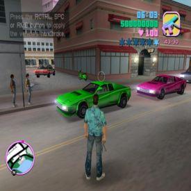 загрузить Grand Theft Auto Vice City бесплатно на компьютер
