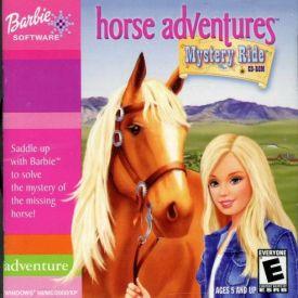 скачать игру Барби на Лошади