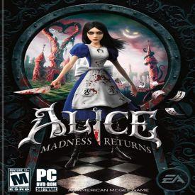 скачать игру Алиса в Стране Кошмаров