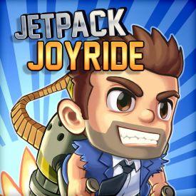 скачать на компьютер игру Jetpack Yoyride