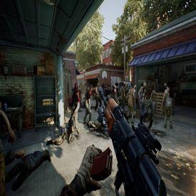 скачать OVERKILL's The Walking Dead бесплатно