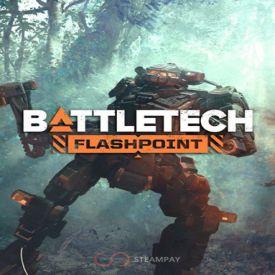 Игра BATTLETECH Flashpoint скачать бесплатно на компьютер