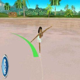 скачать игру Барби на льду бесплатно