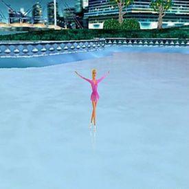 загрузить Барби на льду без регистрации