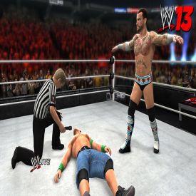 загрузить WWE 2013 бесплатно на компьютер