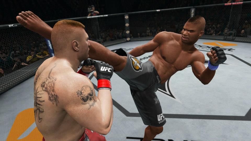 Ufc undisputed 2010 (psp) pc youtube.